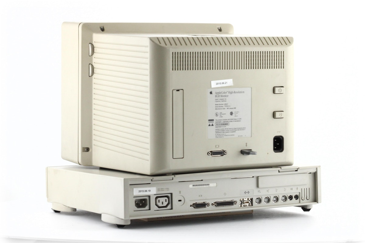 Macintosh Centris 610