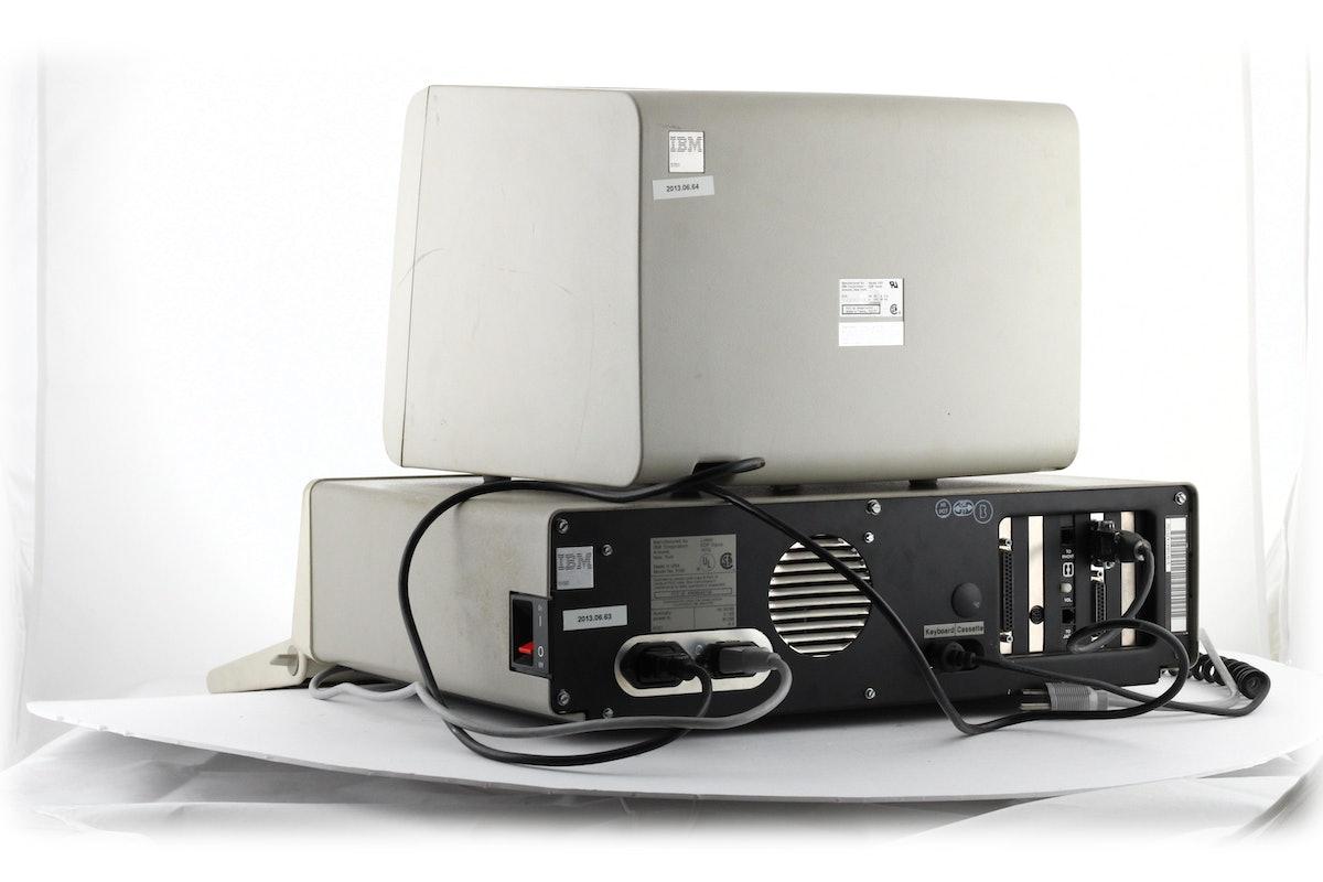 Monitor - IBM Personal Computer