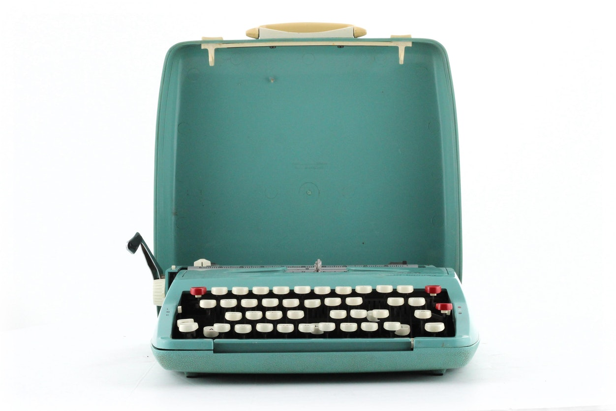 Smith-Corona Cougar Typewriter