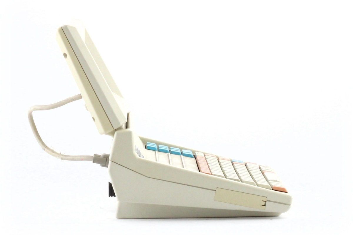 AlphaFax Keyboard Display Unit