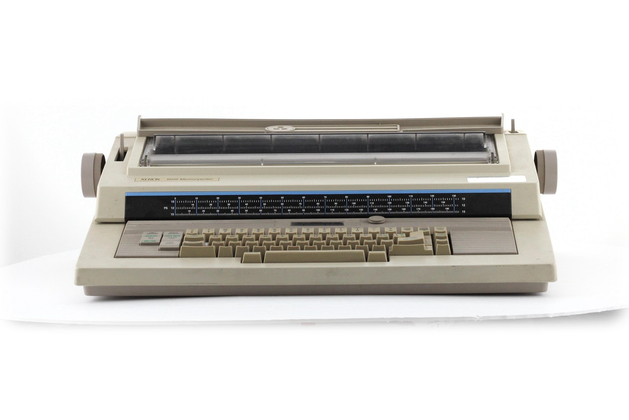 XEROX 6016 Memorywriter Word Processor