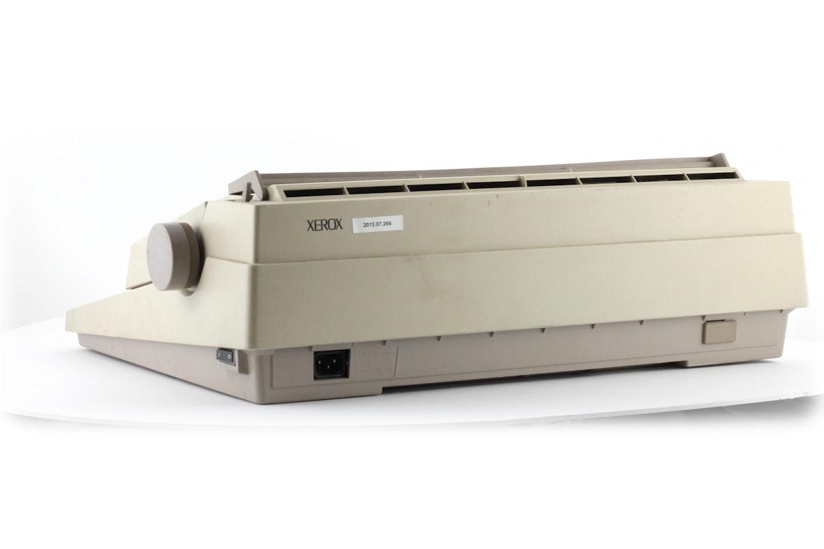 XEROX 6016 Memorywriter Word Processor