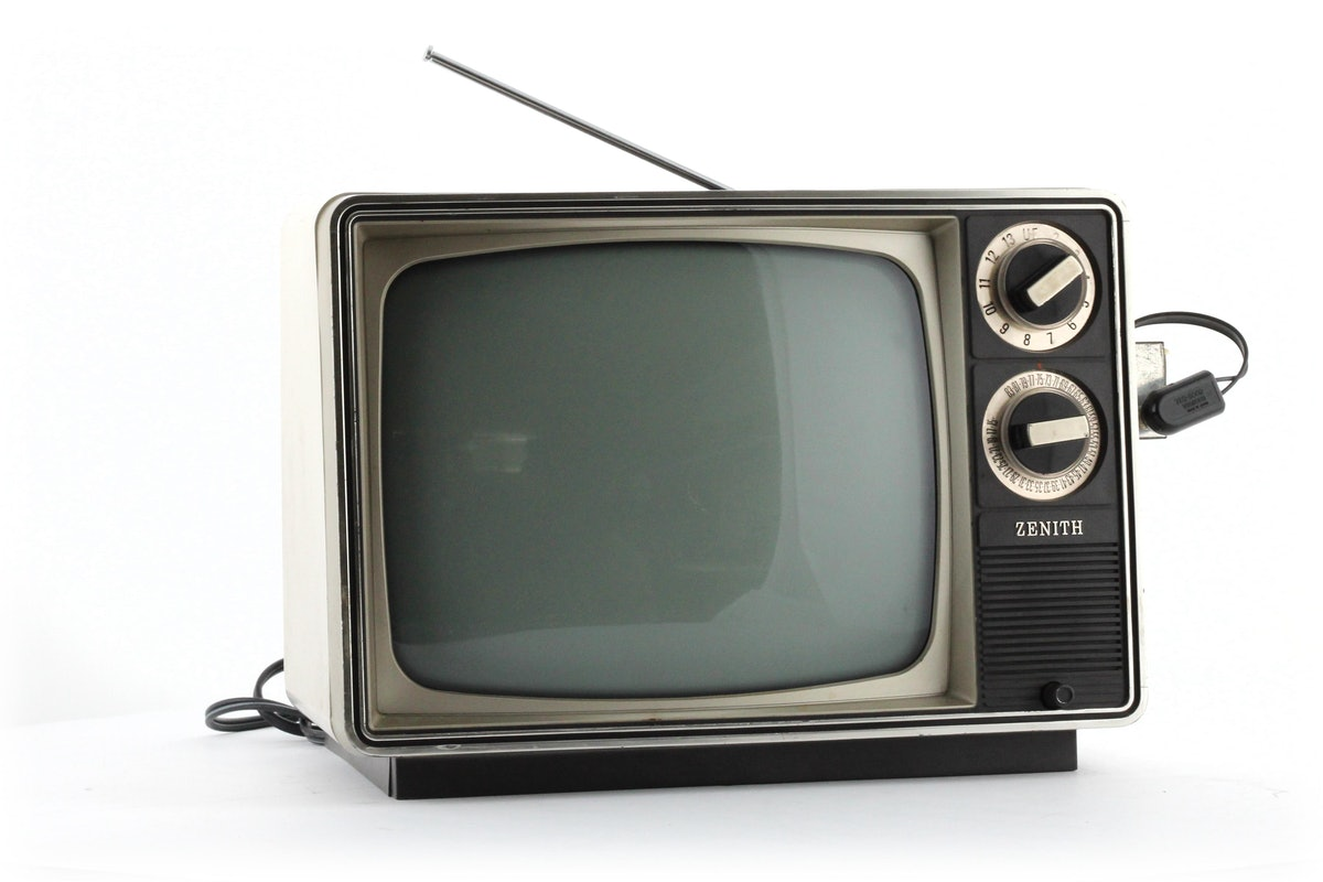 Zenith BT120A 14-inch television