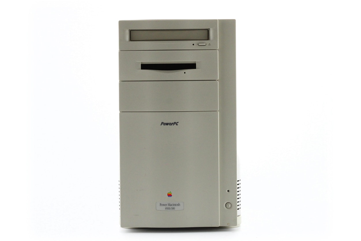 Apple Power Macintosh 8500/180