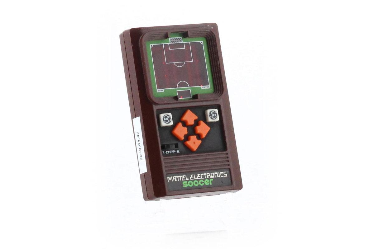 Mattel Electronics Soccer