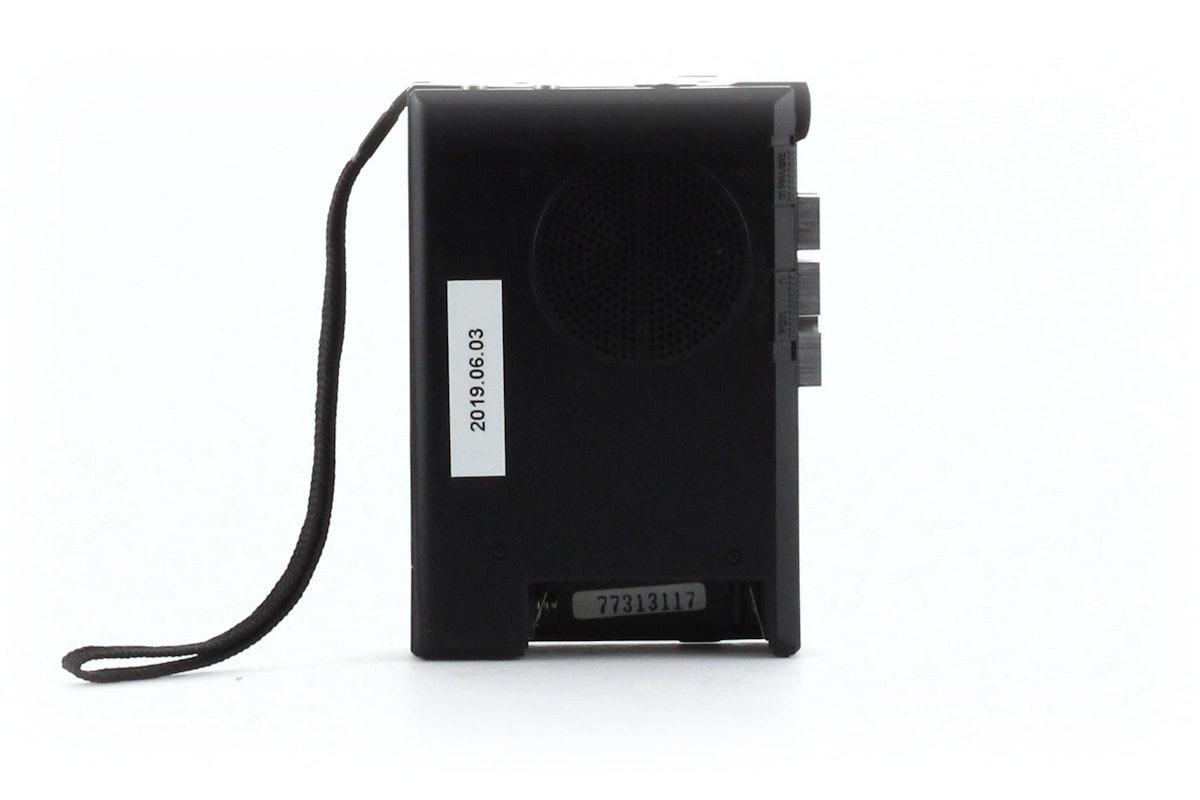 Sanyo Mini Cassette recorder