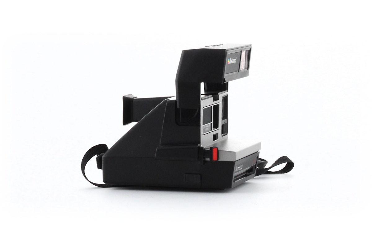 Polaroid Sun 600 LMS Land Instant camera