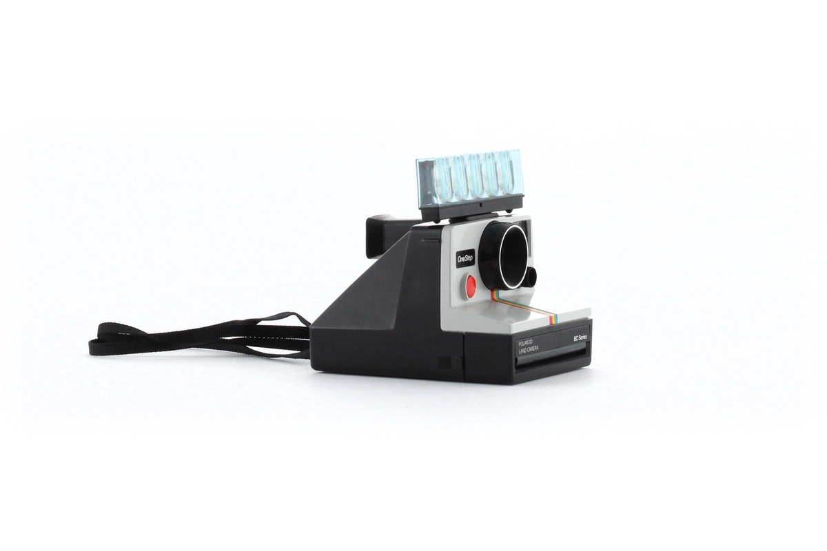 Polaroid One Step Land Camera BC Series