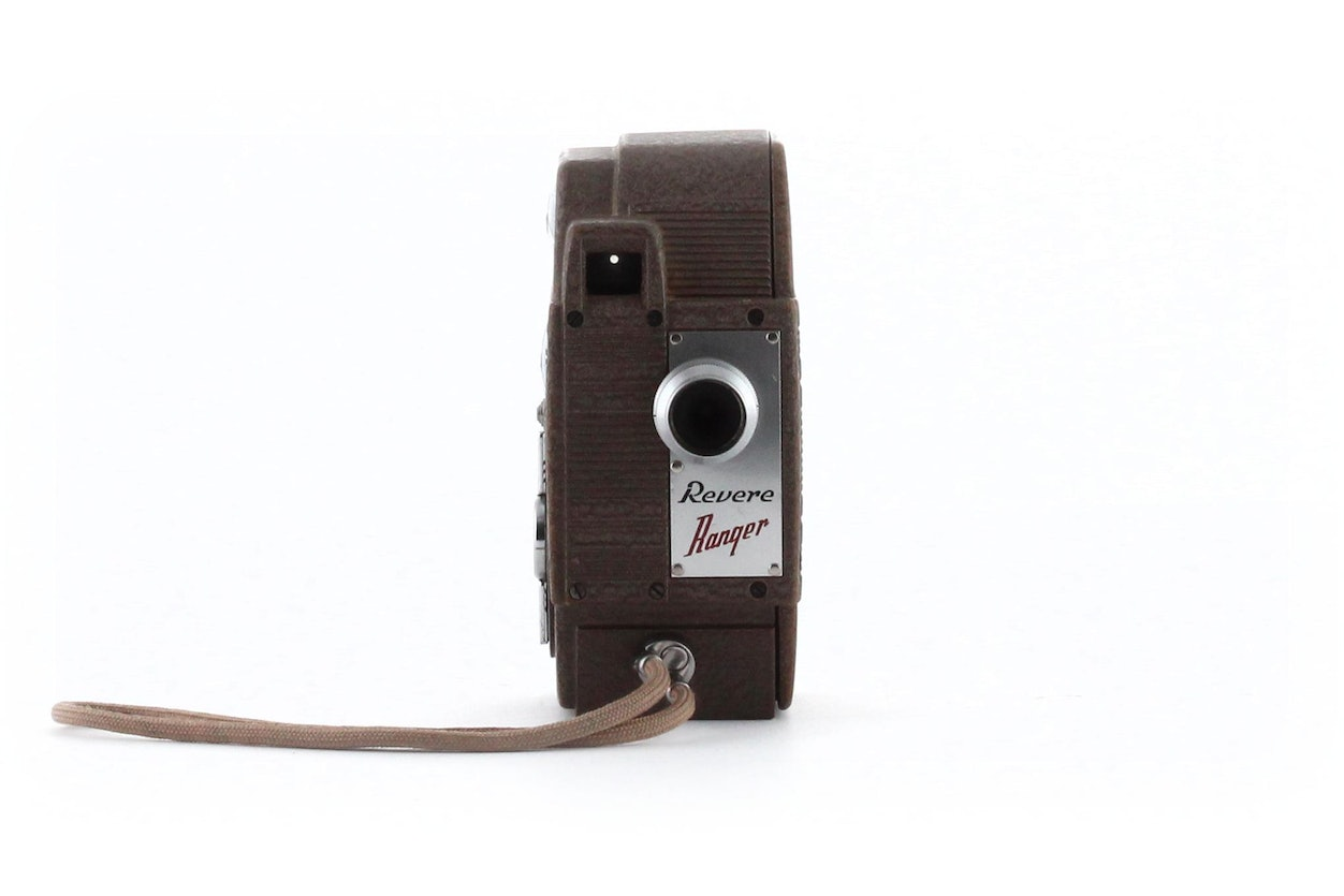 Revere Ranger 8mm video camera