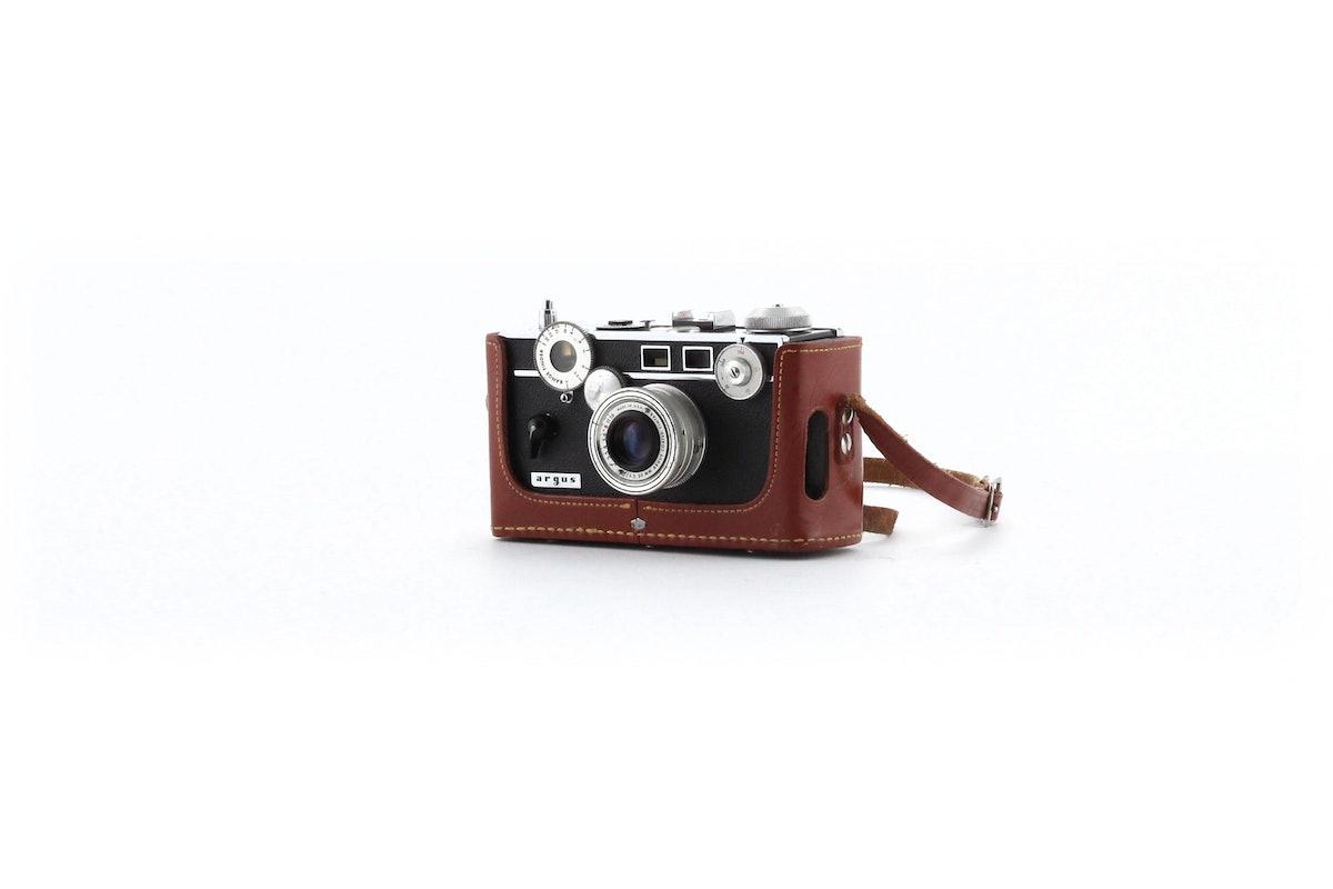 Argus 35mm film camera