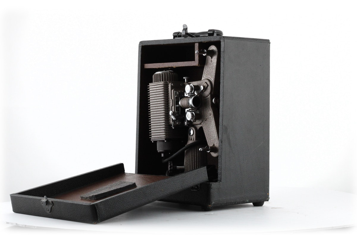 Revere Eight Projector