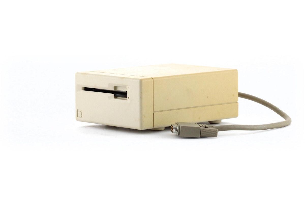 "Apple 3.5"" External Drive"