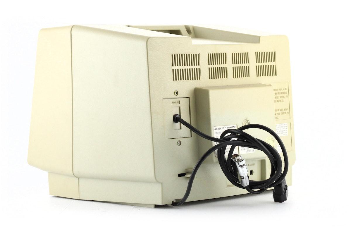 Amdek Video-310A monitor