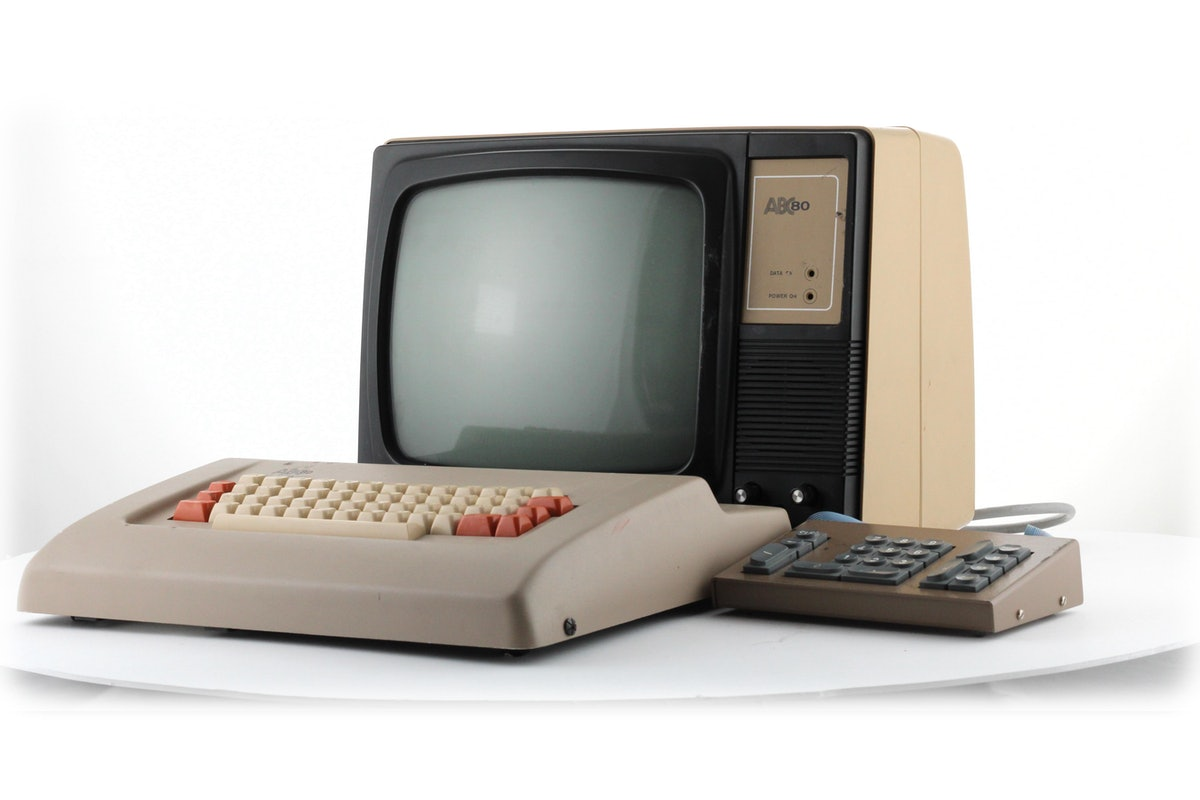 Advanced BASIC Computer 80