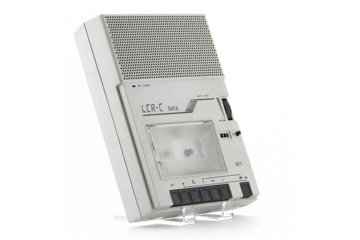 LCR-C Data Kassettenrecorder