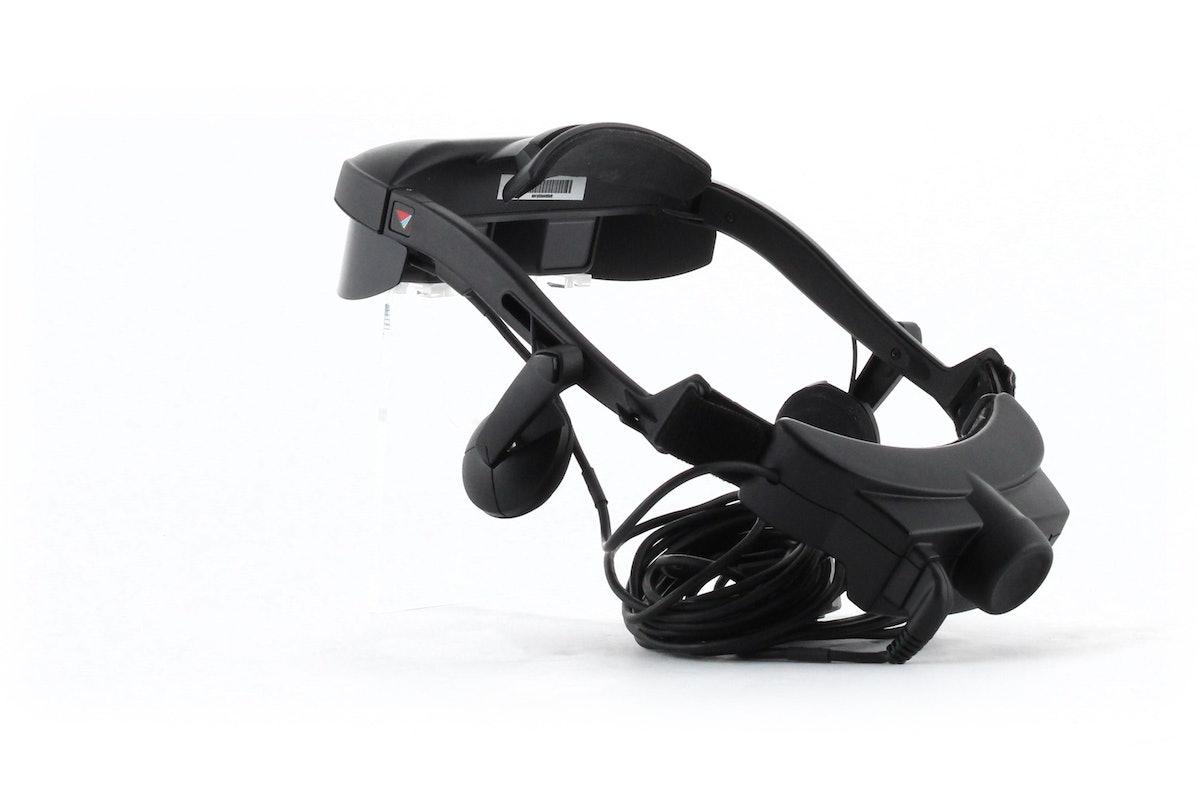 Virtual IO iGlasses