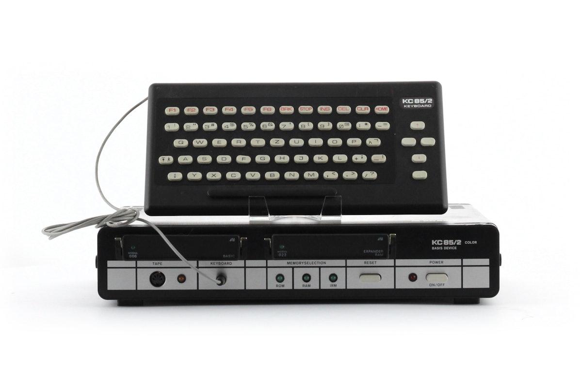 KC 85/2 Color Basis Device