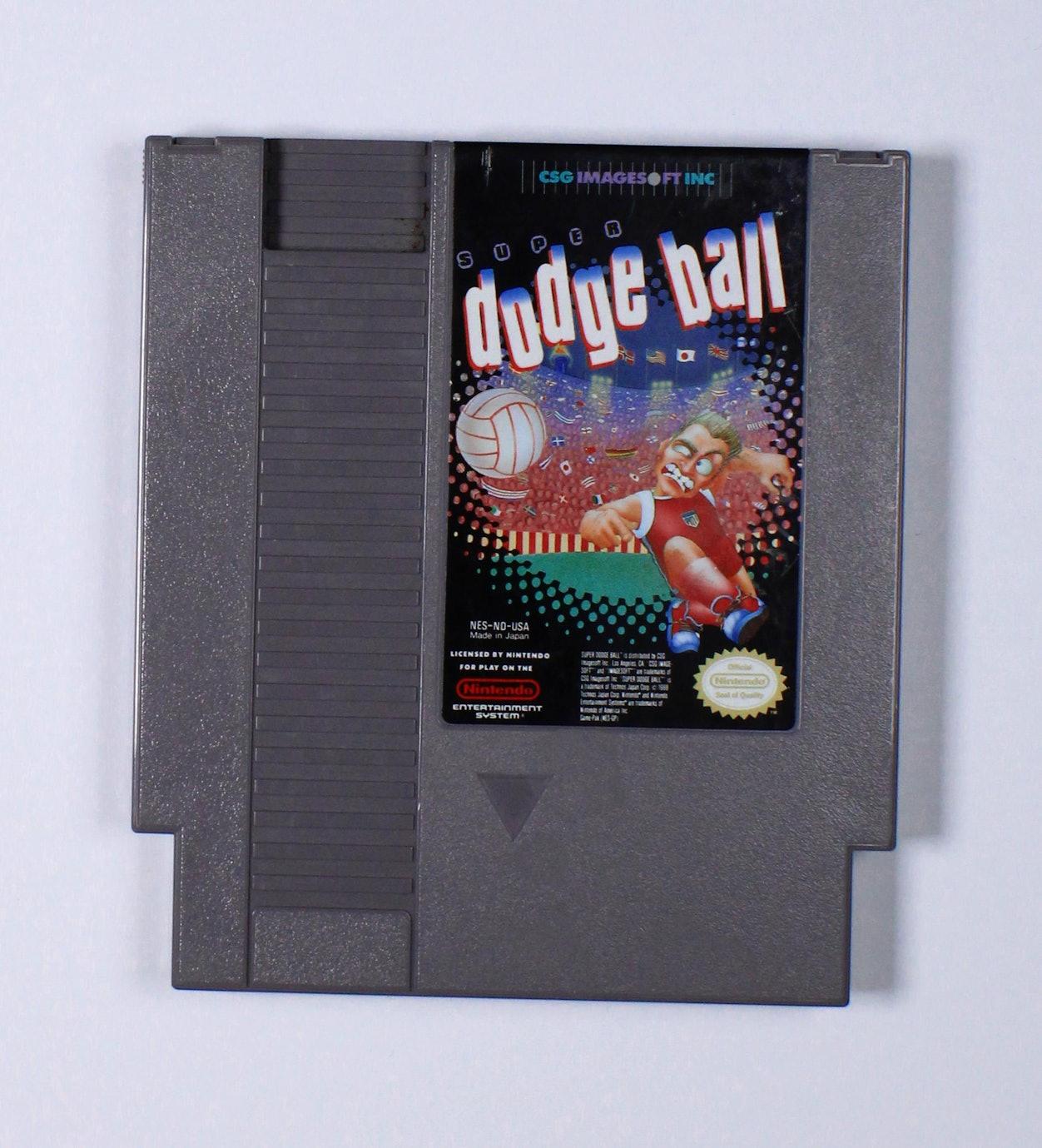 Super Dodgeball