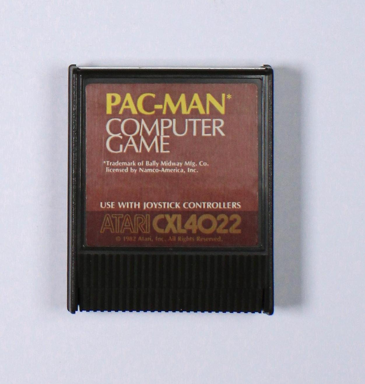 Pac-Man (Atari 400/800)