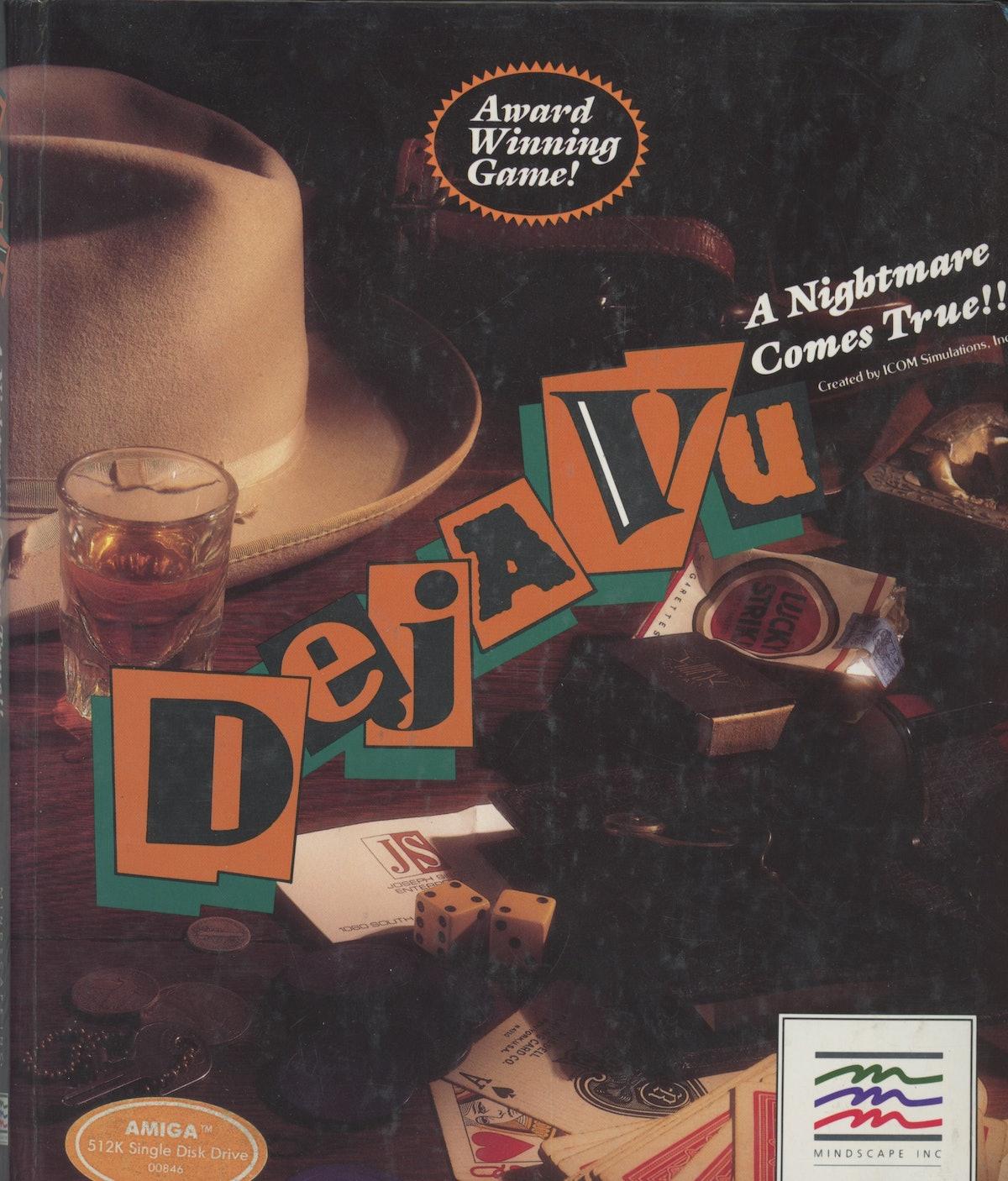 Deja Vu [I]: A Nightmare Comes True!!