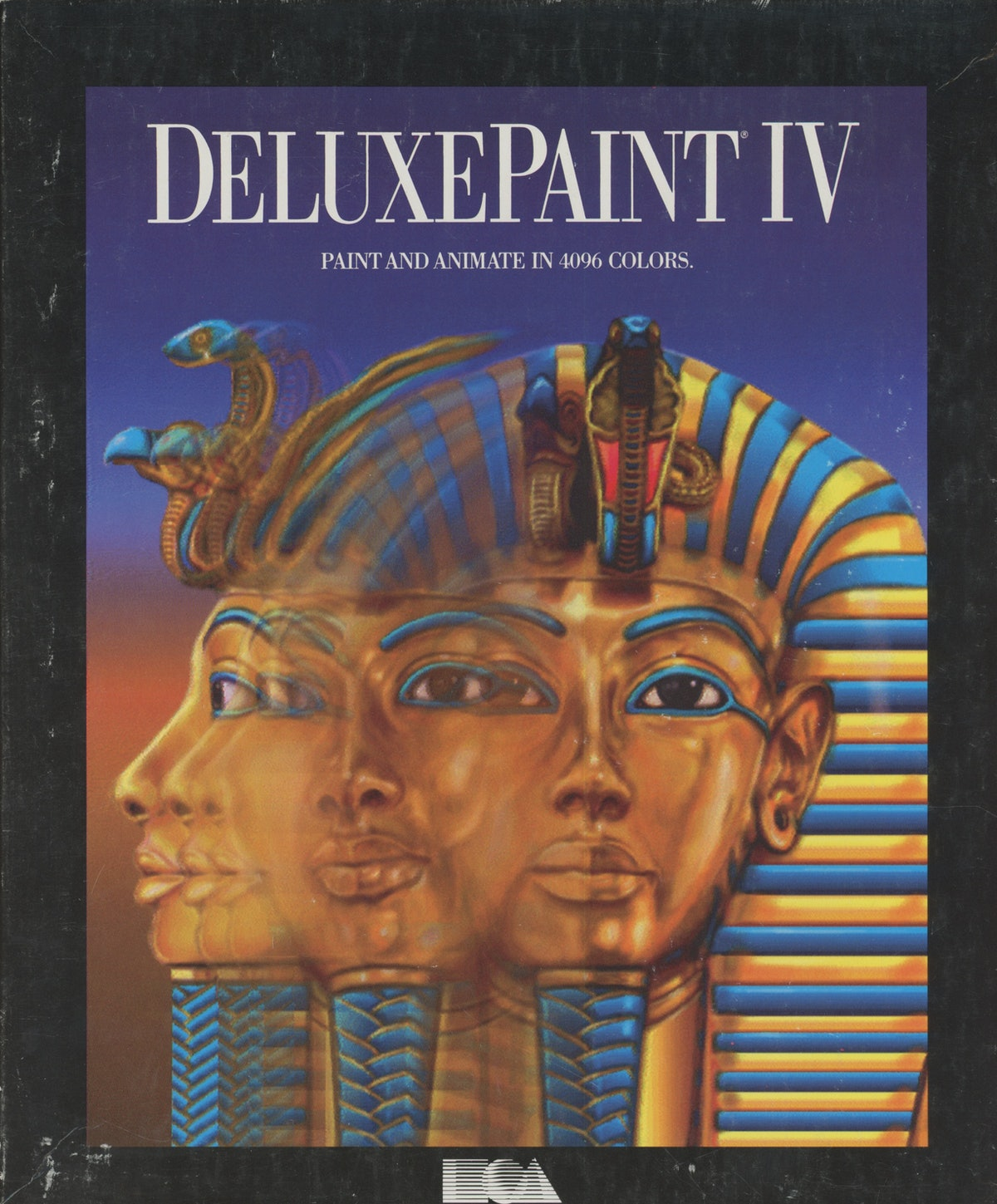 Deluxe Paint IV