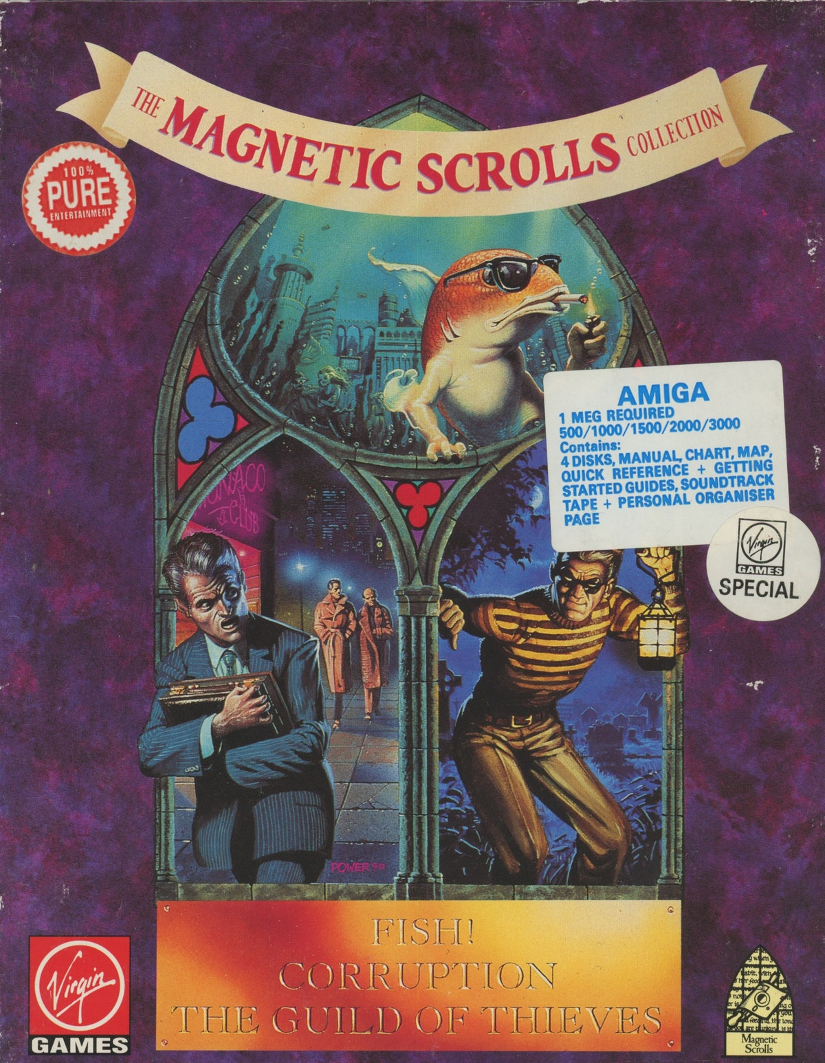 The Magnetic Scrolls Collection (Vol. 1)