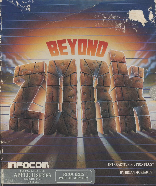 Beyond Zork