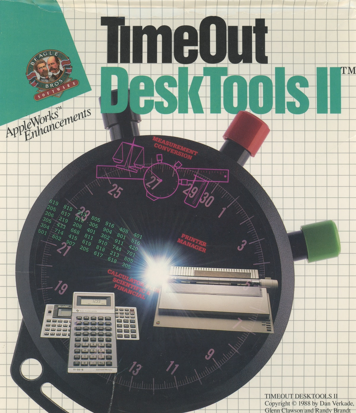 TimeOut: Desktools II