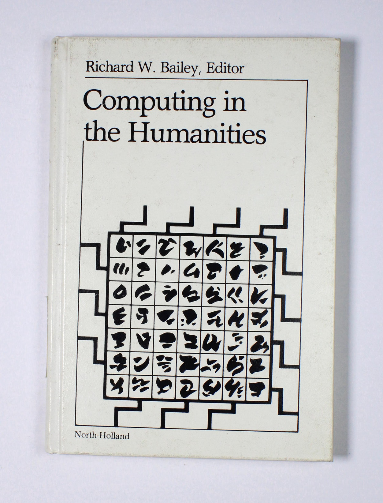 Computing in the Humanities