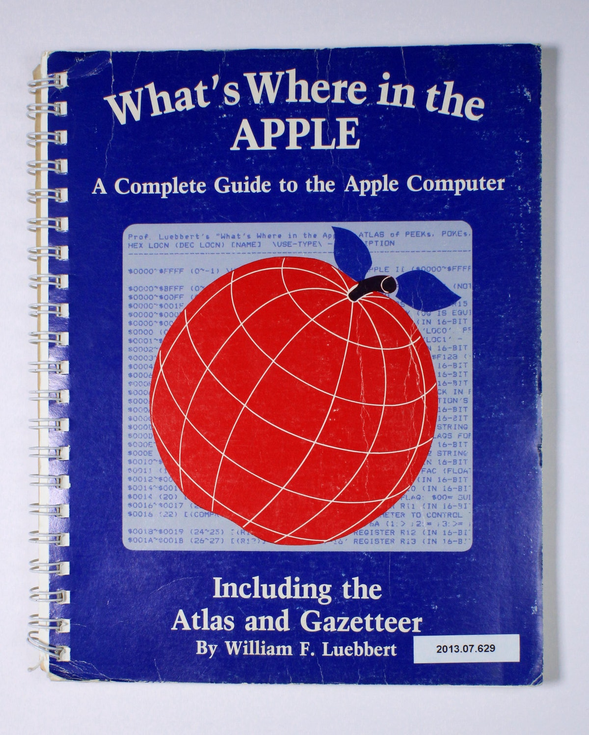 What's Where in the APPLE: A Complete Guide to the Apple Computer