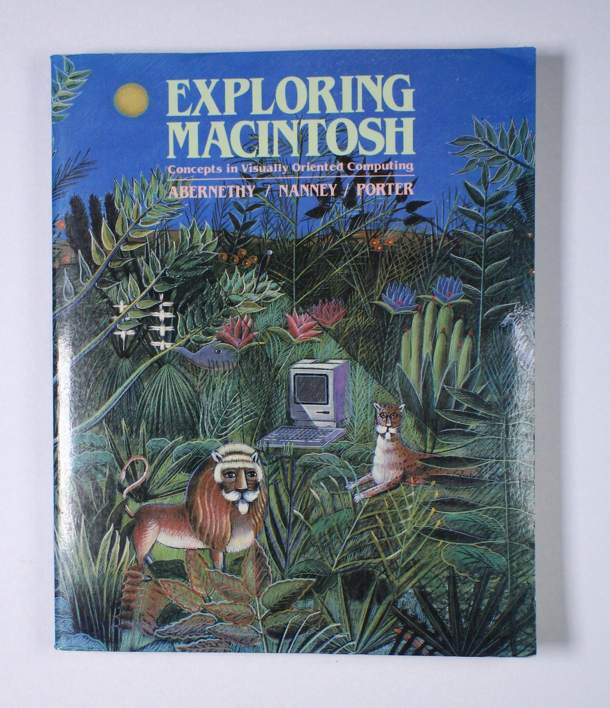 Exploring Macintosh: Concepts in Visually Oriented Computing