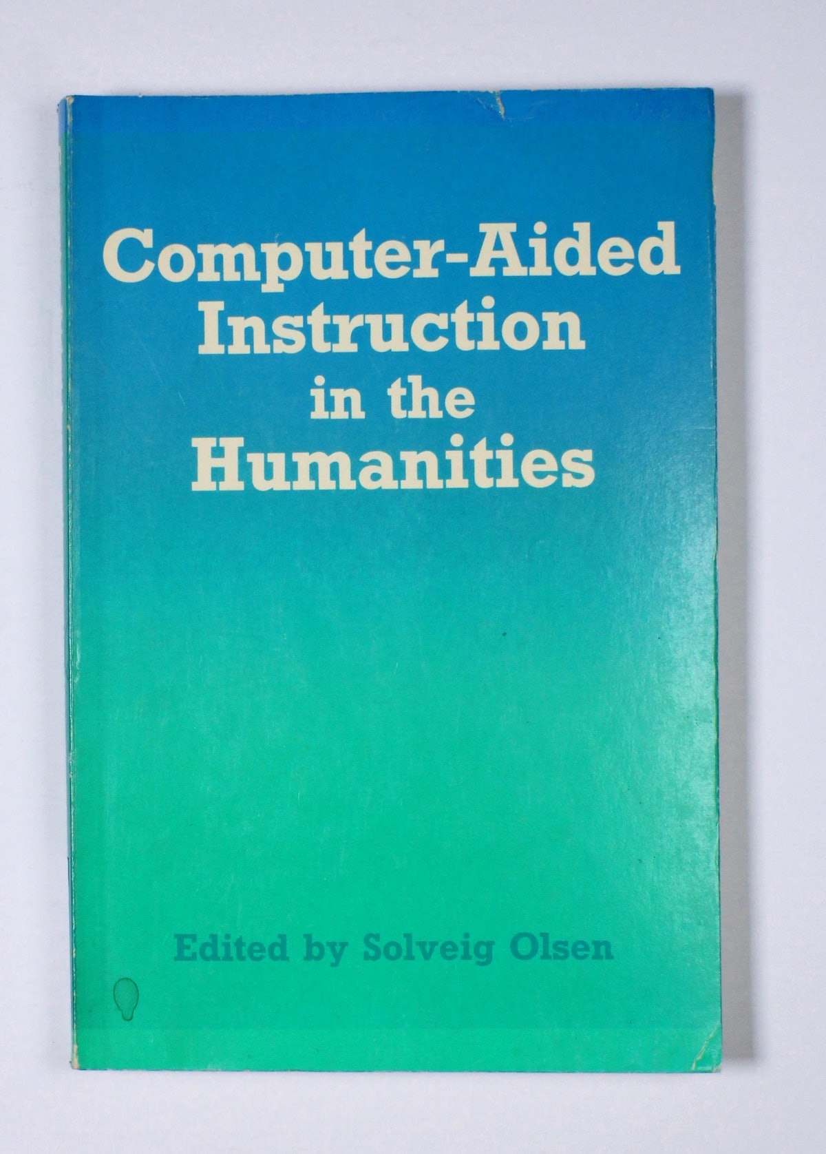 Computer-Aided Instruction in the Humanities