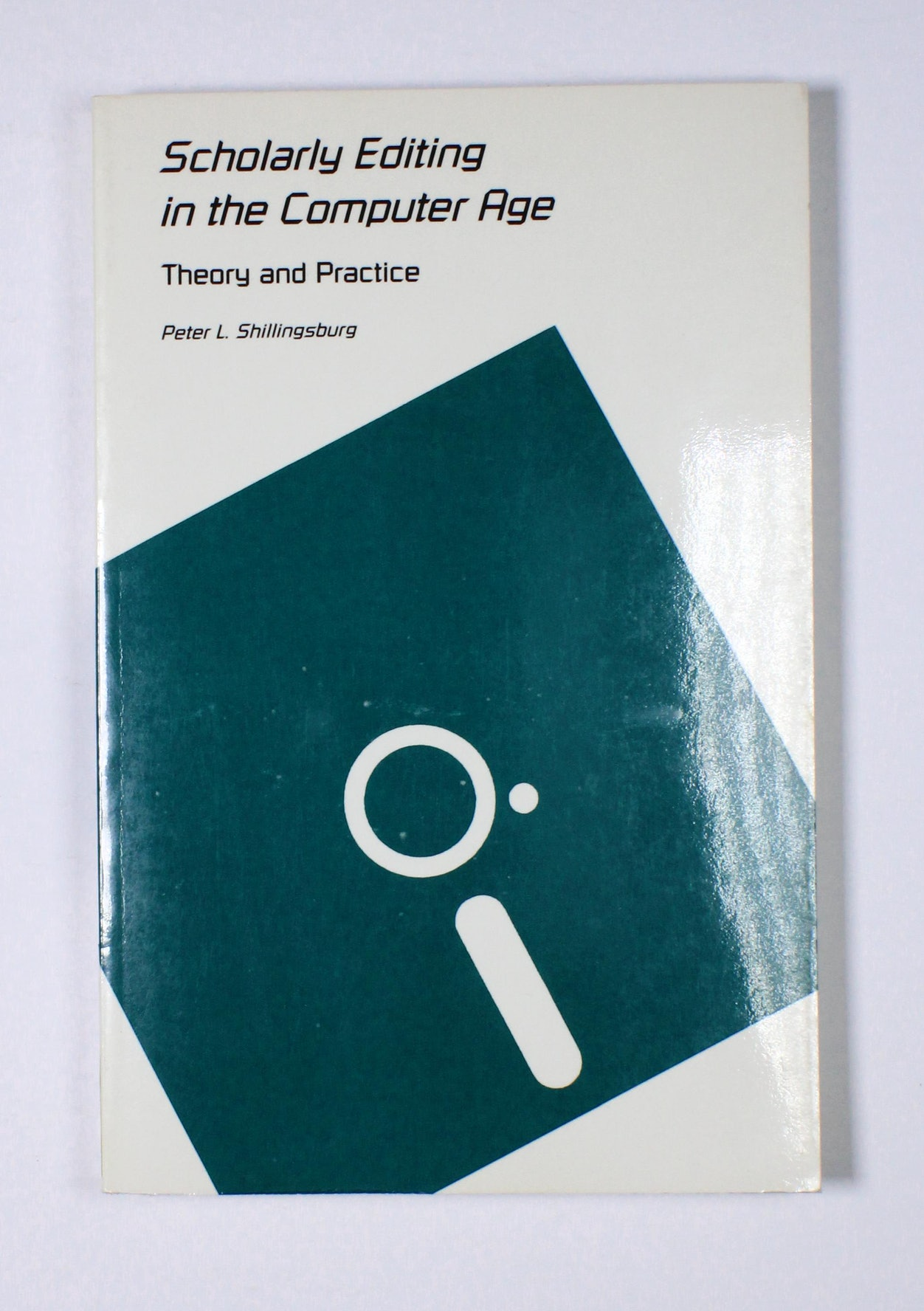 Scholarly Editing in the Computer Age: Theory and Practice