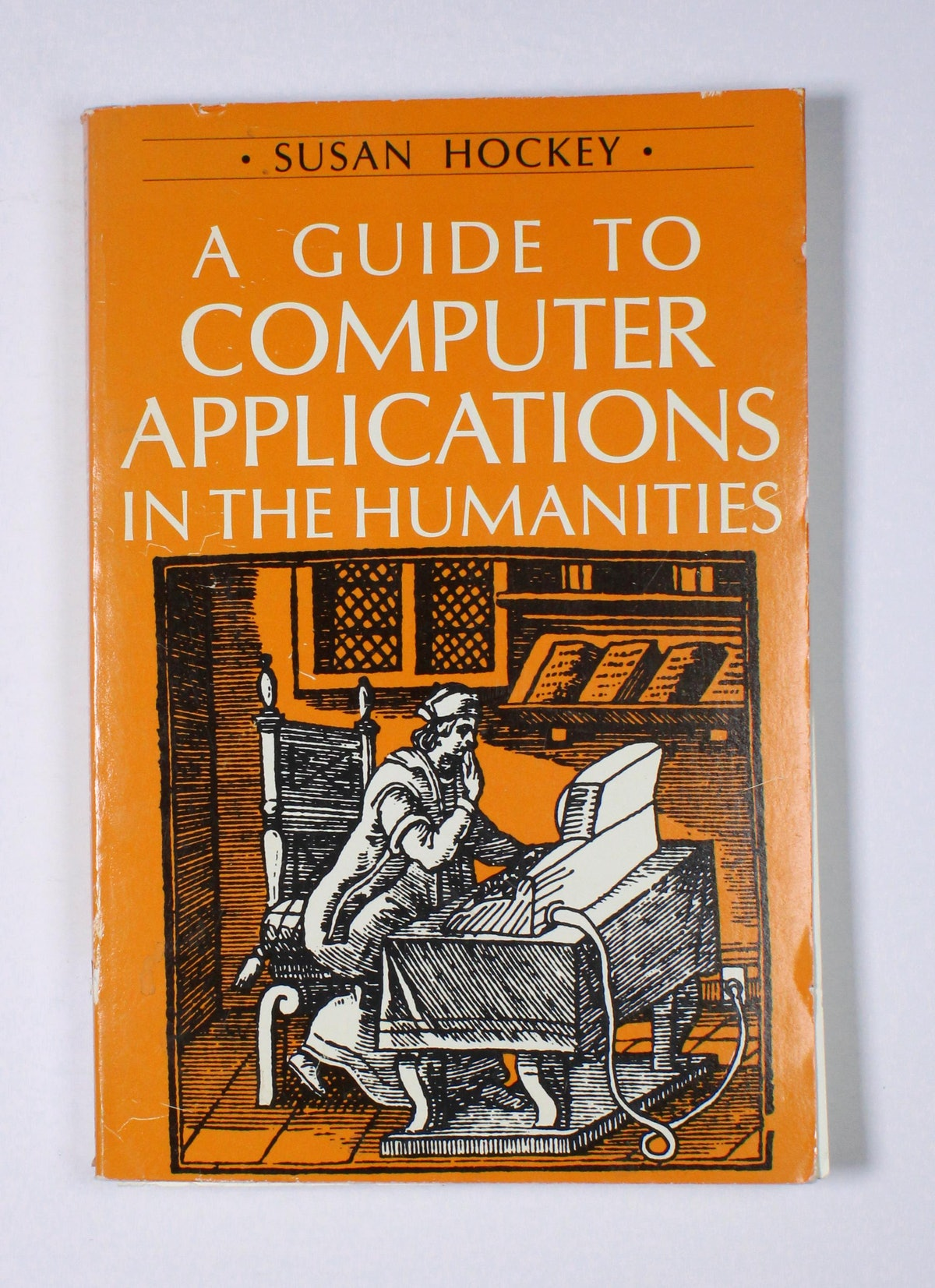 A Guide to Computer Applications in the Humanities
