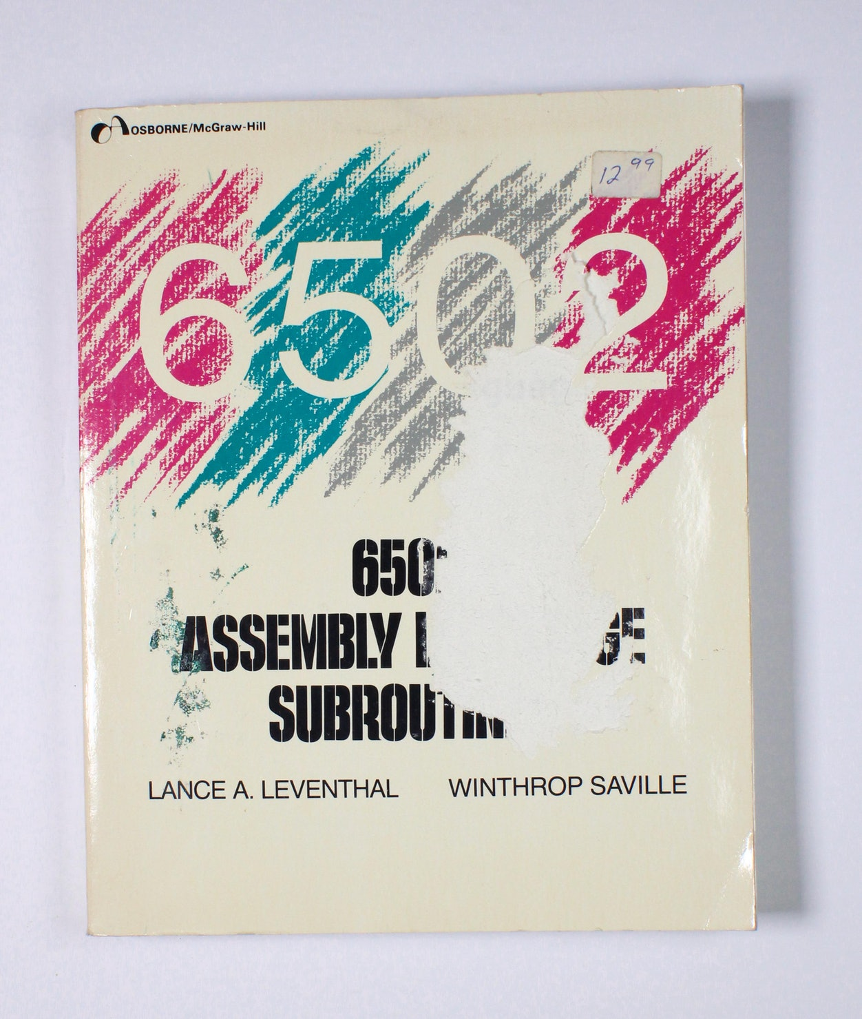6502: Assembly Language Subroutines