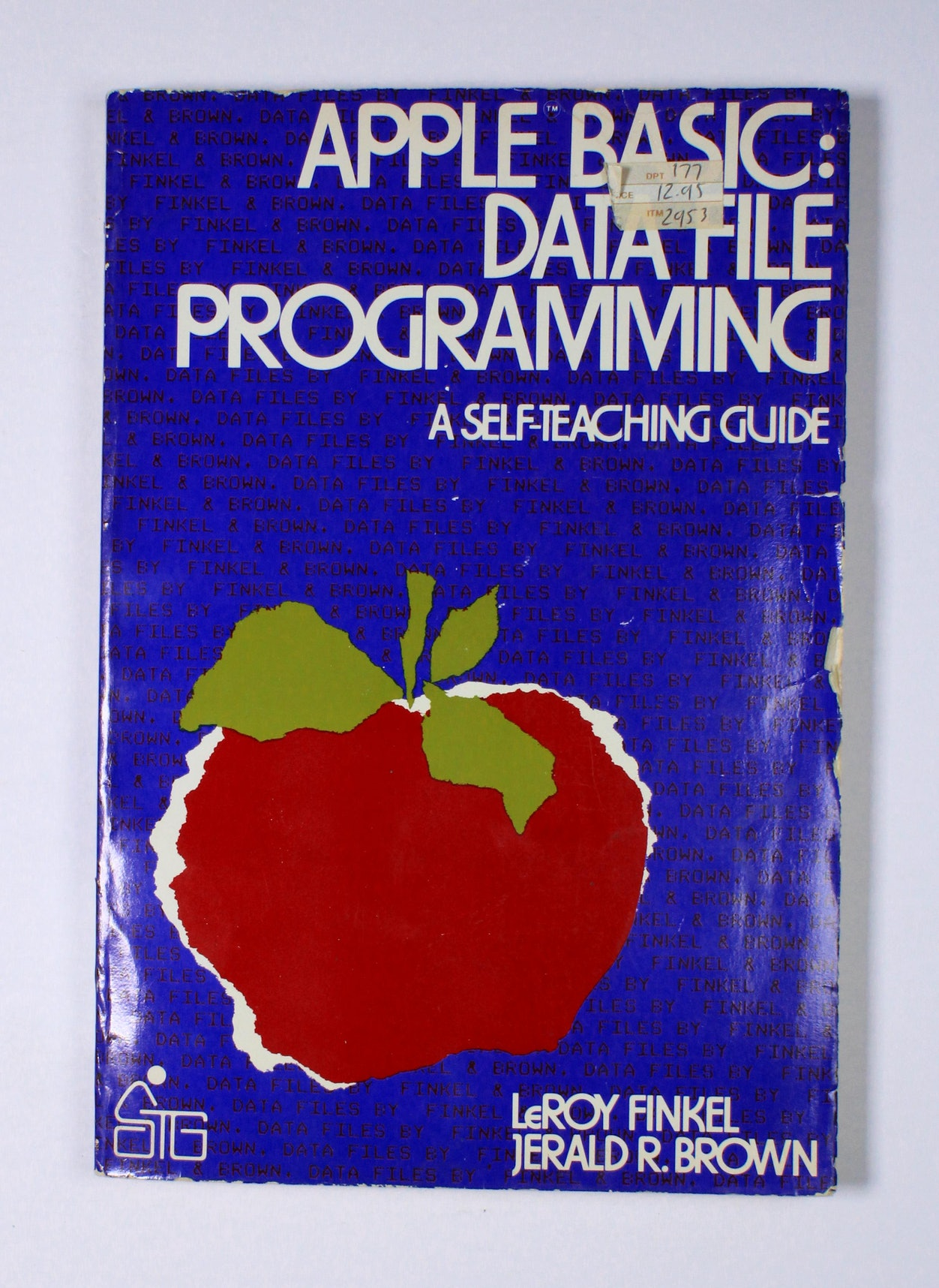 Apple BASIC: Data File Programming
