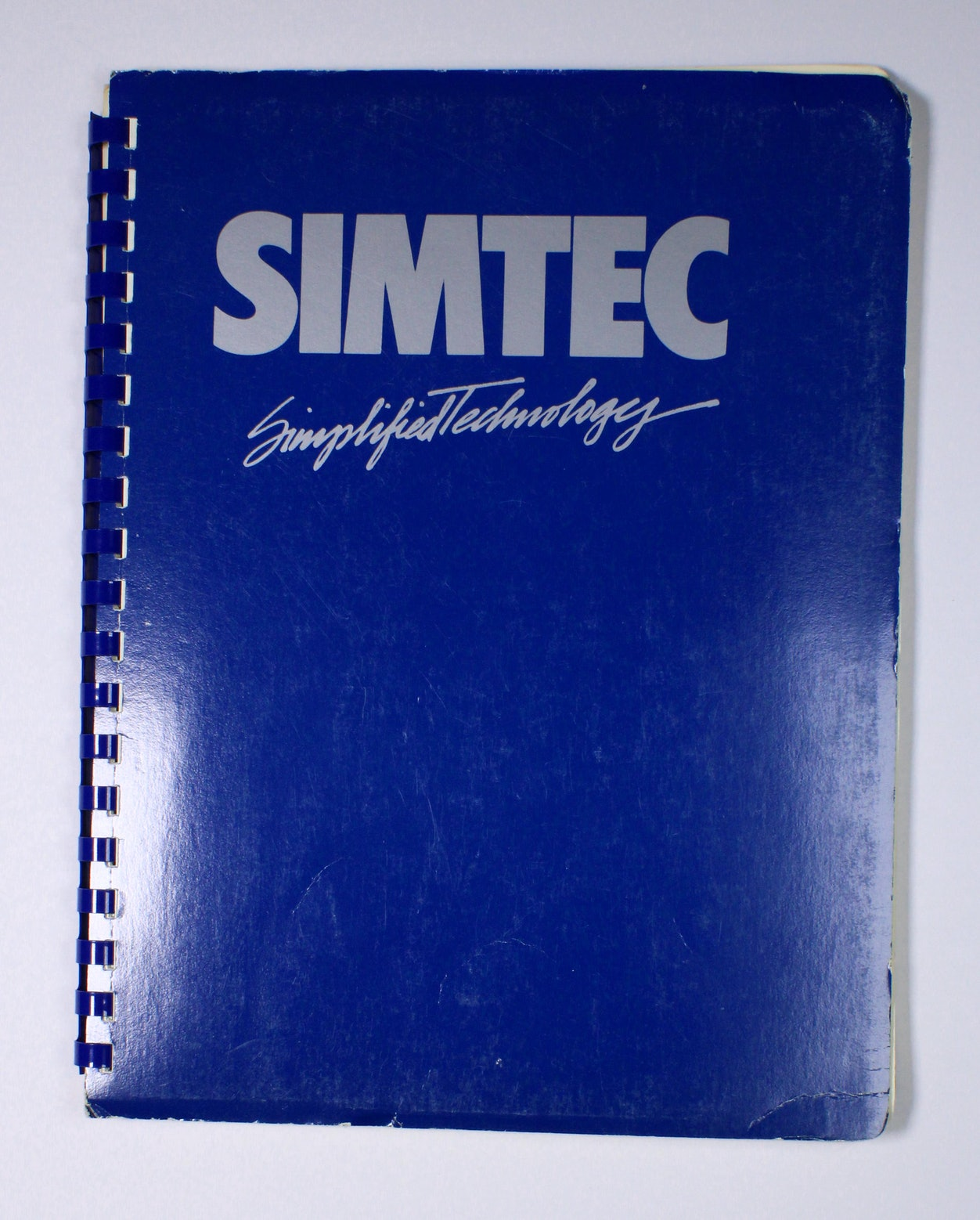 SIMTEC - Simplified Technology Course: Introductory VisiCalc for the Corporate Planner