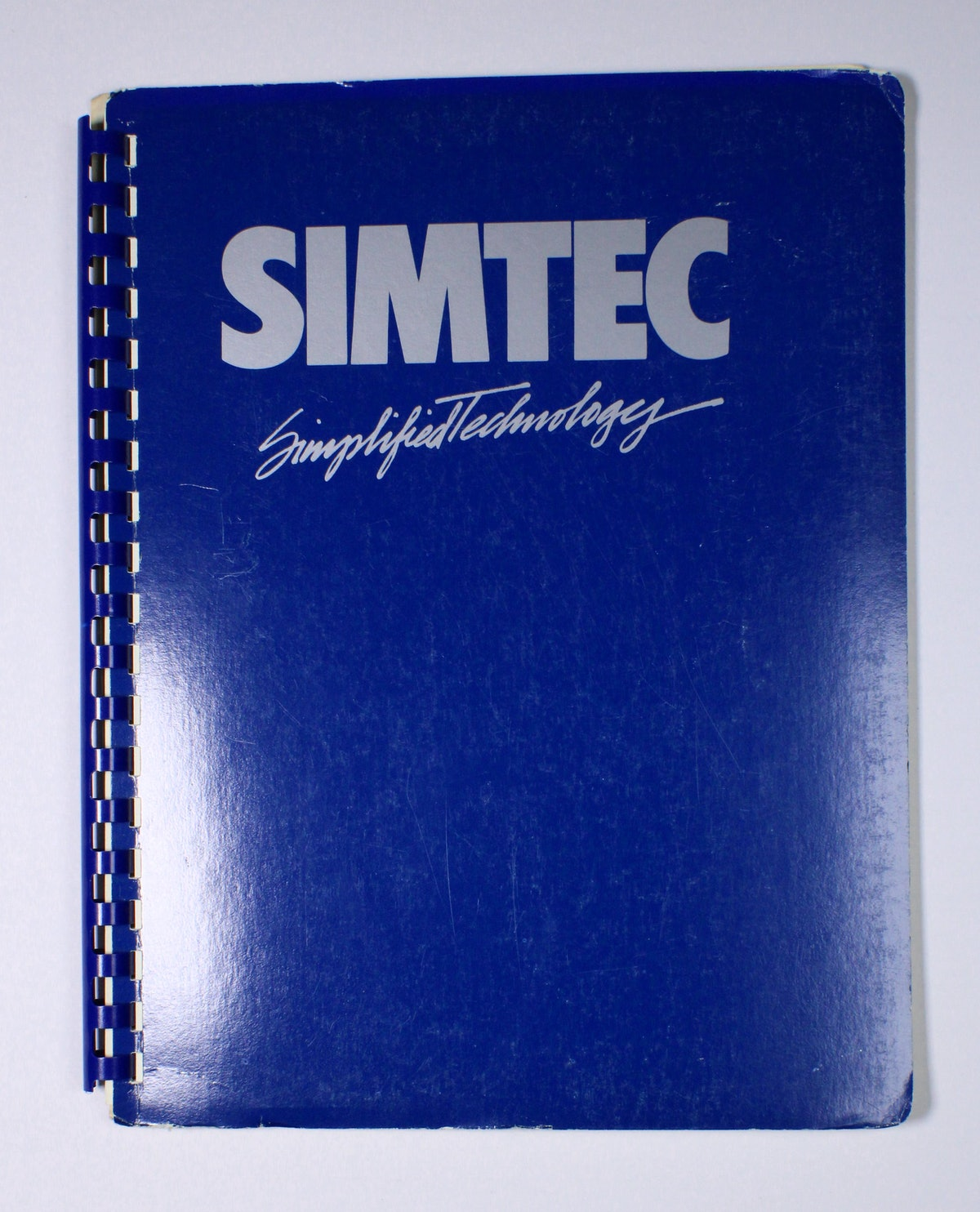 SIMTEC - How to Operate Wordstar