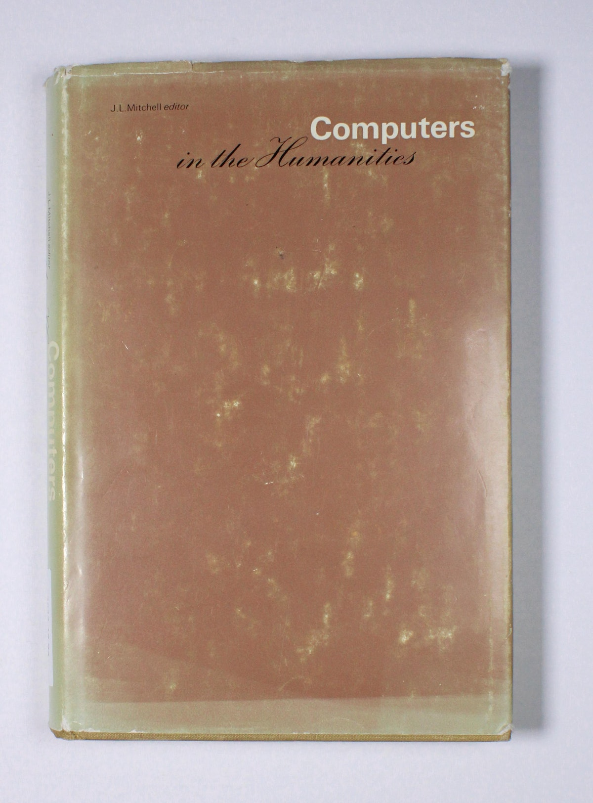 Computers in the Humanities