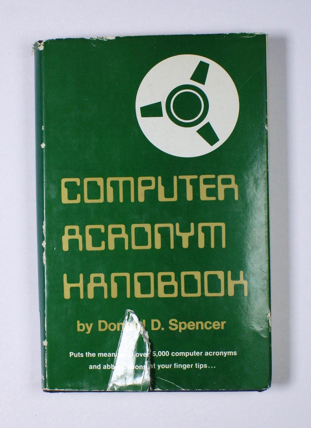 Computer Acronym Handbook