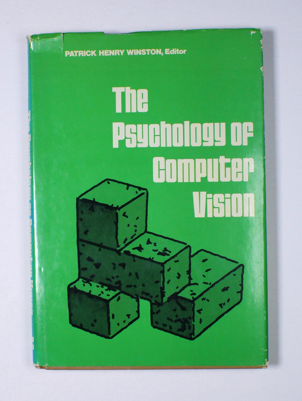 The Psychology of Computer Vision