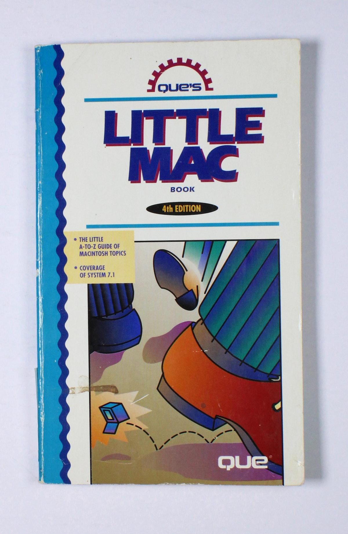 Que's Little Mac Book 4th Edition