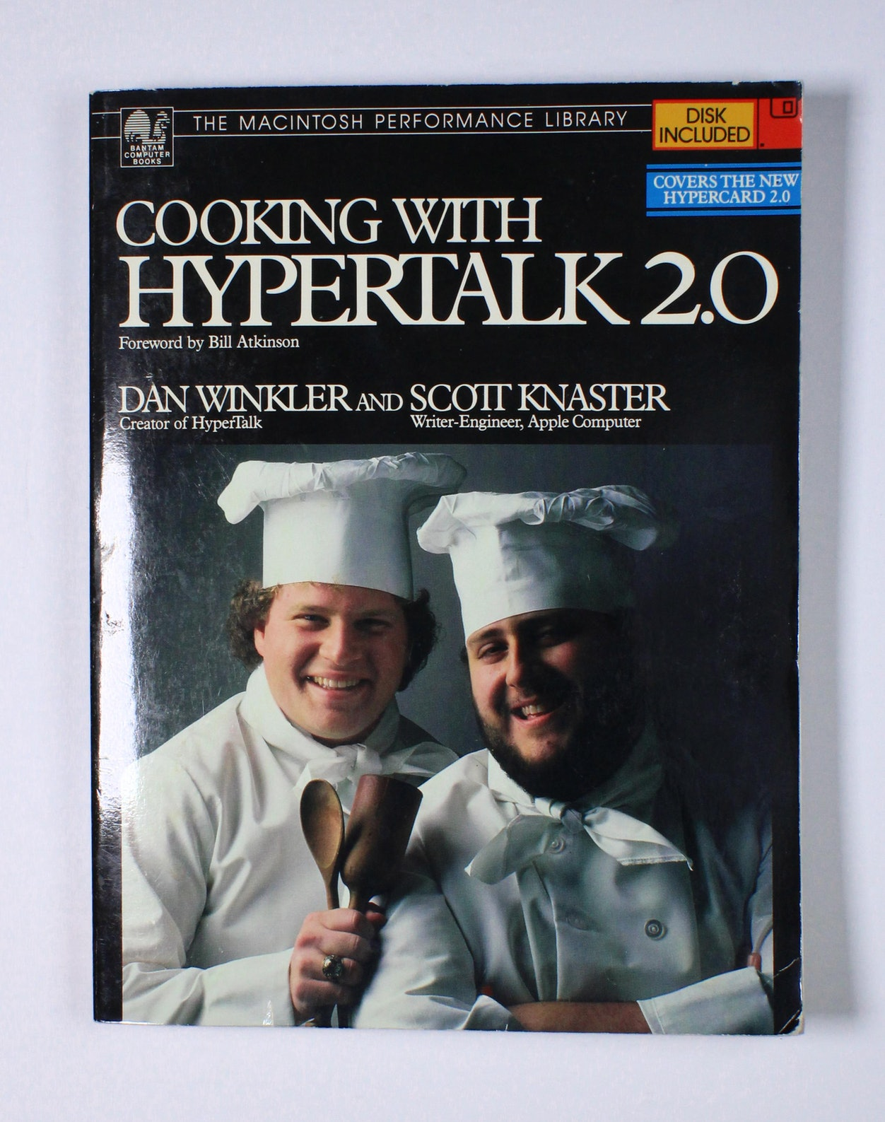 Cooking With HyperTalk 2.0