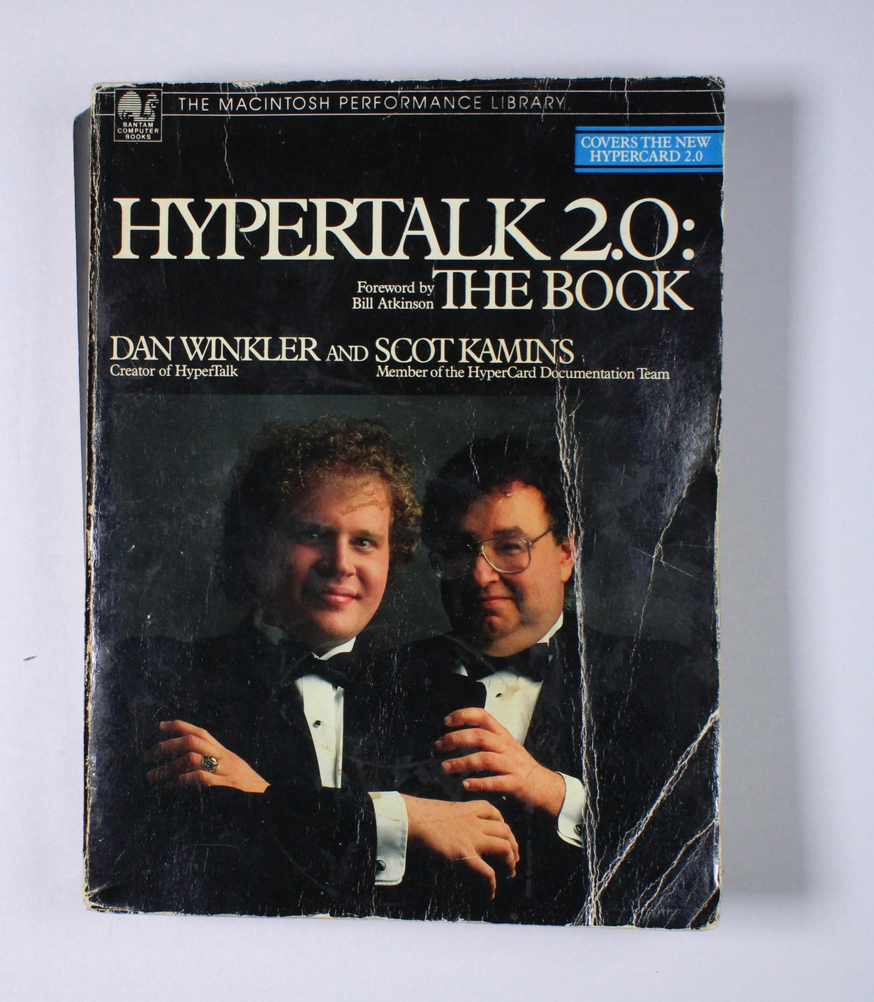 HyperTalk 2.0: The Book