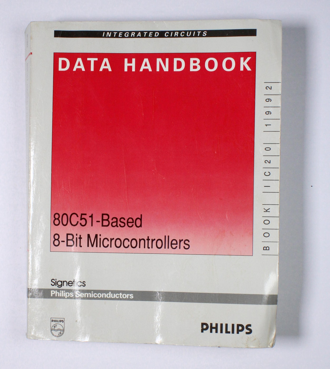 Data Handbook 80C51-Based 8-Bit Microcontrollers
