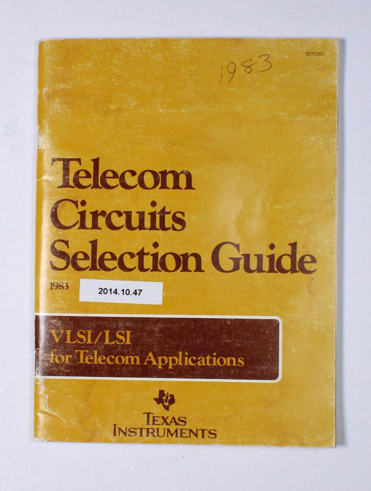 Telecom Circuits Selection Guide