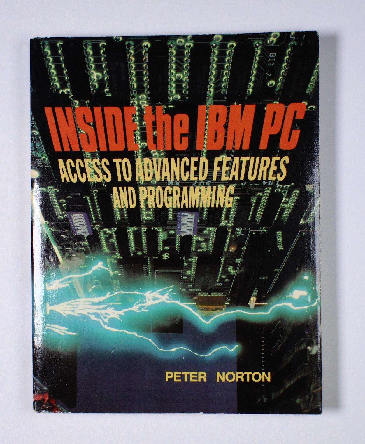 Inside the IBM PC