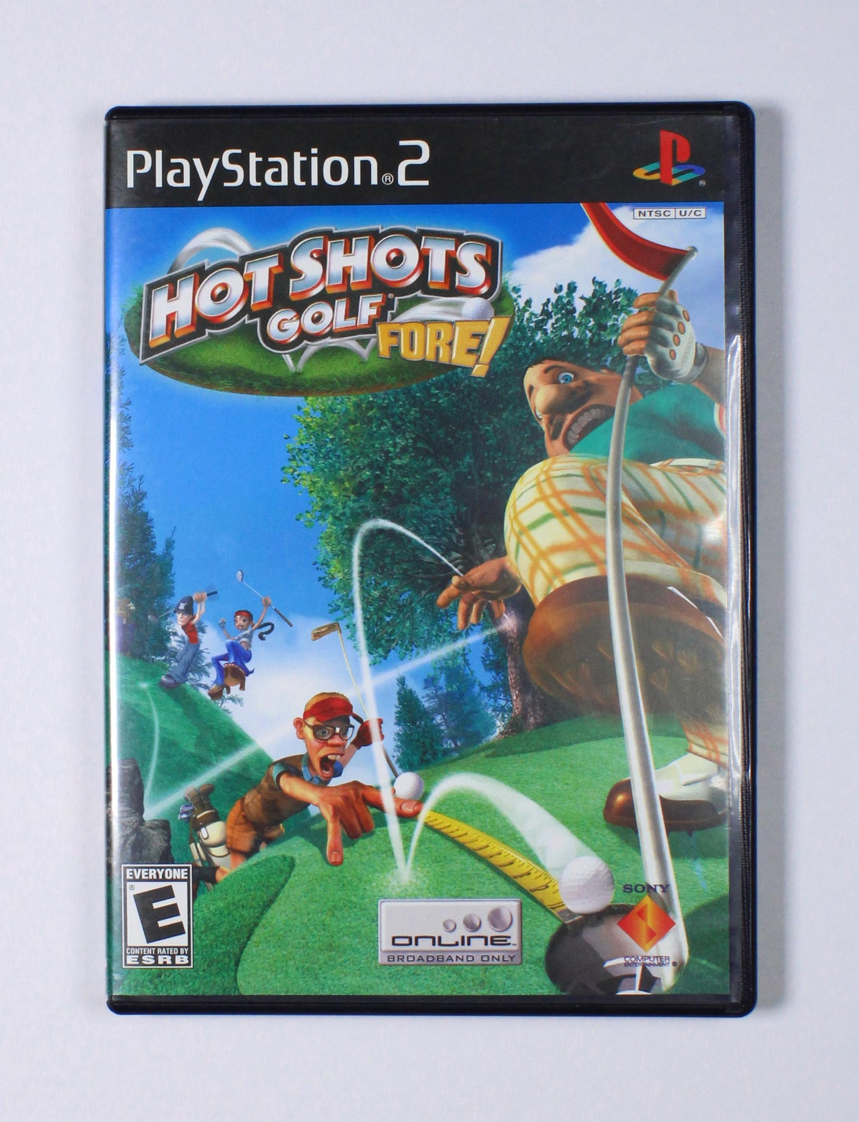 Hot Shots Golf: Fore!
