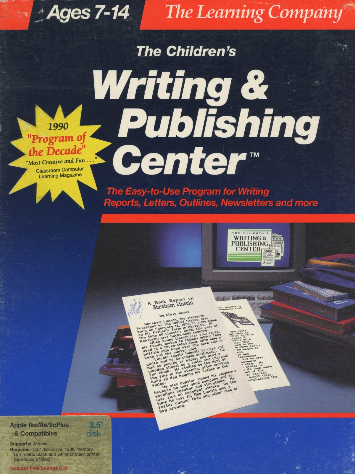 The Children's Writing and Publishing Center