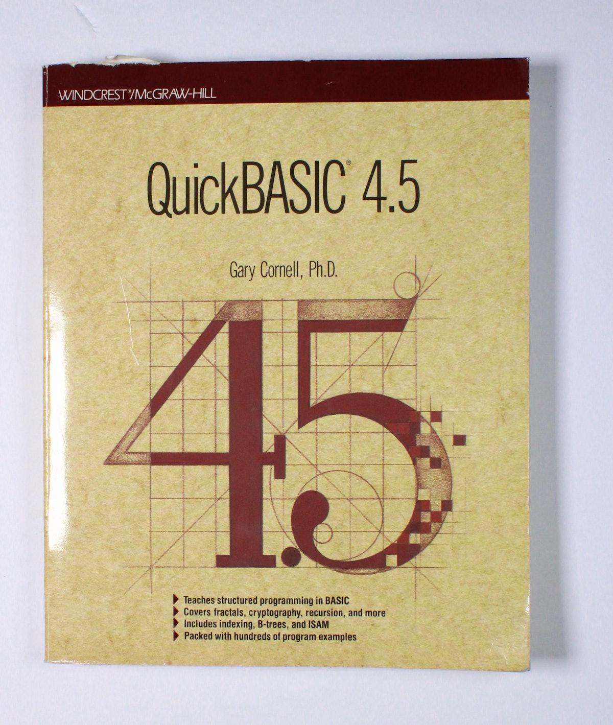 QuickBASIC 4.5
